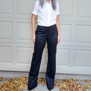nwt DOLCE & GABBANA cotton sateen tuxedo pants M